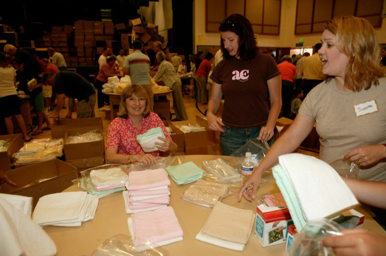 Humanitarian Aid Project scheduled for Saturday