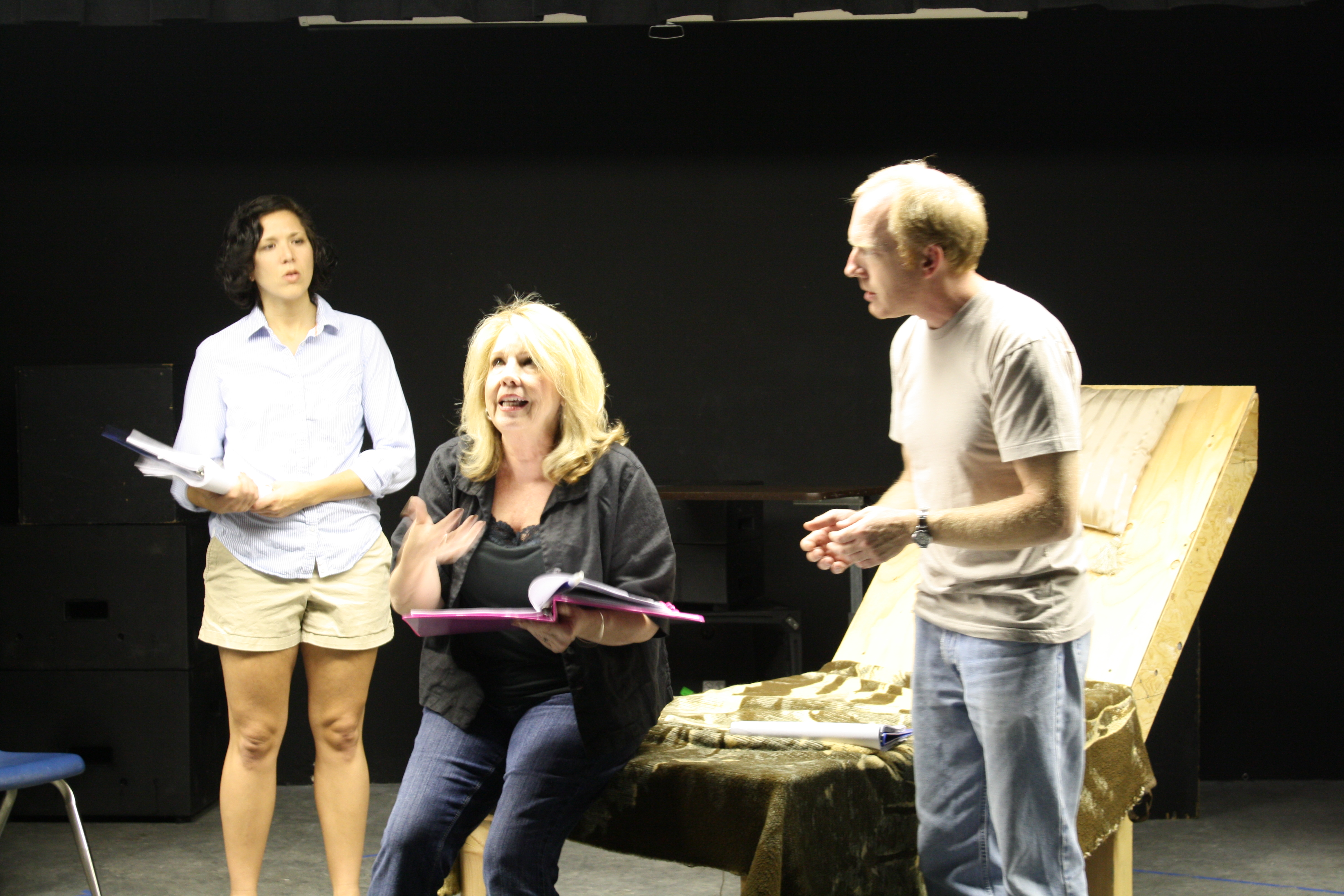 Mourning Song Coming to Crescenta Valley's Underground Theatre