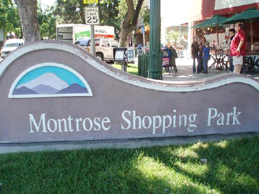 File Photo The Montrose Shopping Park Assn. is planning the 100th birthday of the town of Montrose set for February 2013.