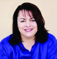 Julia Rabago is the executive director of Crescenta Valley Chamber of Commerce.