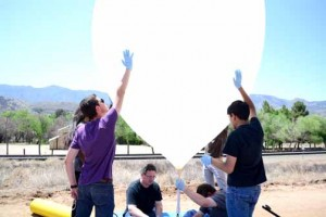 This project measured and analyzed solar and alternative energy using a balloon launched into near space.