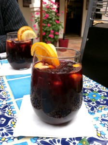 Experience Sangria like they make it in Spain at Casa Cordoba.