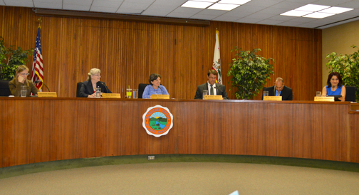 The GUSD board of education underwent another round of budget revisions at its Tuesday night meeting.