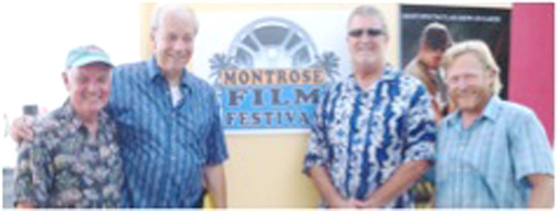 Join us this weekend for the 4th Annual Montrose Film Festival