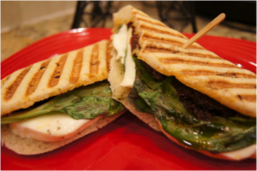 Gio's Baguettes & More makes delicious sandwiches on their homemade bread.