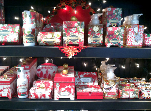 Welcome the Christmas season at Mountain Rose Gifts this Saturday!