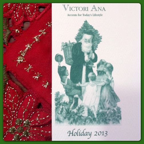 Join Victori-Ana this Saturday for Christmas Open House!
