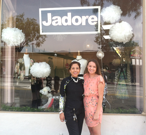 J'adore is now open!