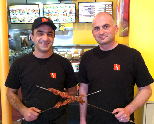 Meet Jack and Armen of Seasoning Alley.
