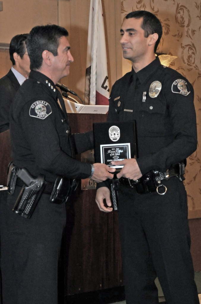 law enforcement honored