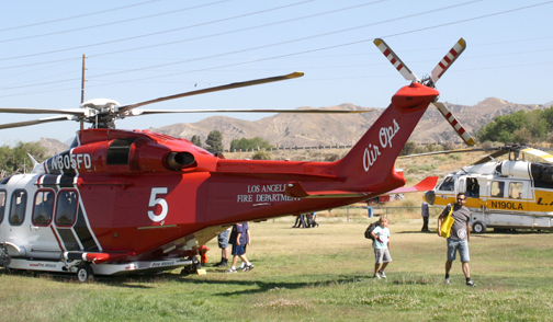 Photos By Steve Goldsworthy A Variety Of Helicopters Took Part In The Annual American Heroes Air
