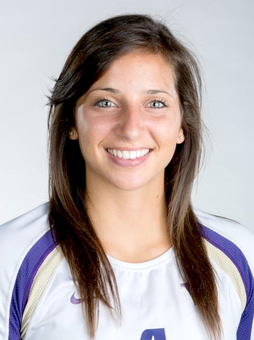 Jenna Orlandini, a 2009 graduate of Flintridge Sacred Heart Academy, will be playing volleyball with the Vannes Volleyball Club of Vannes, France.