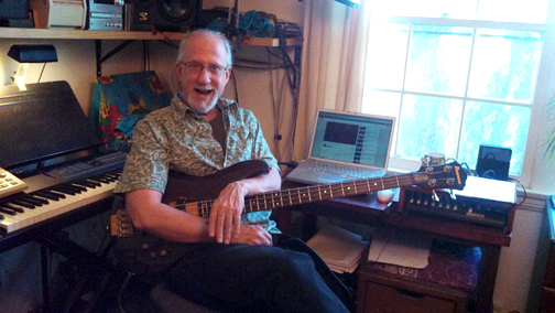 Marty Buttwinick has been teaching music for over 30 years and tailors his lessons to his students' abilities ... and goals. Not one to shy away from technology, the music teacher uses Skype to communicate with students who have moved away.