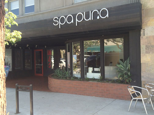 Treat Yourself to Spa Pura!