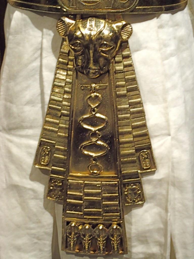 Exodus belt detail