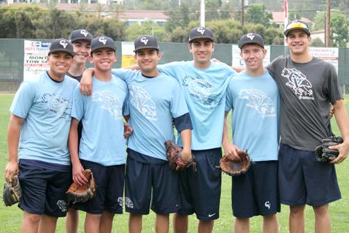 summer baseball camp 2 2014