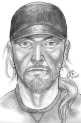 LASD Arson and Explosives Detail released this composite sketch of a suspect thought to be connected to the fire at CV Tow