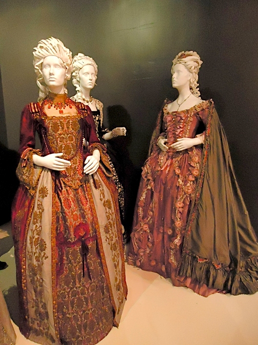 Dresses from 'Salem'