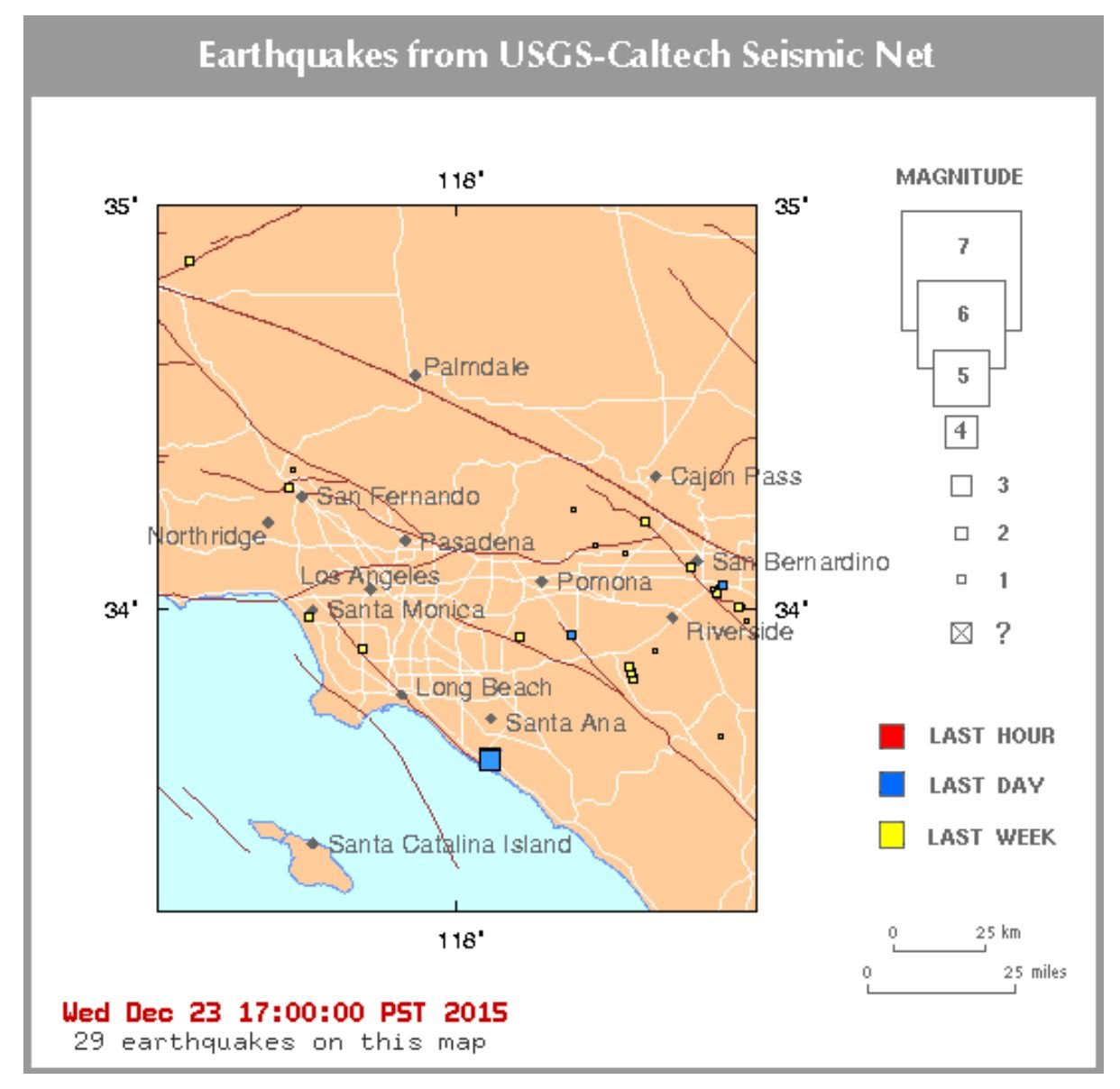 File courtesy of Caltech Congress allocated $8.2 million toward the early earthquake warning system, which seismologists say could provide significant notice of incoming quakes.