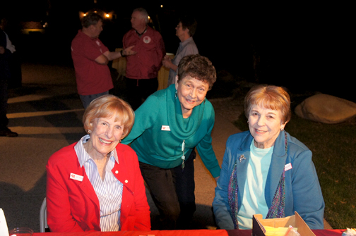 Lee Johnson, Anne Hills, Ann Neilson