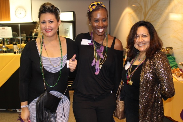 Lily Florian, Tracey Paulk and Gloria cotton