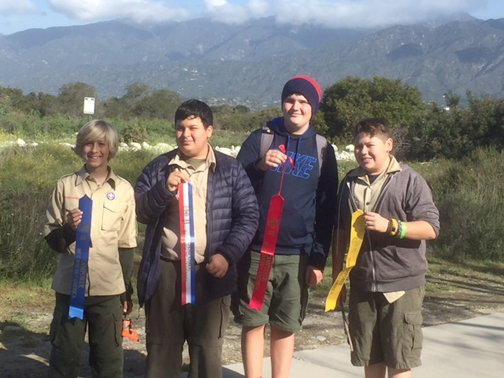 VHC Camporee - March 11-13, 2016