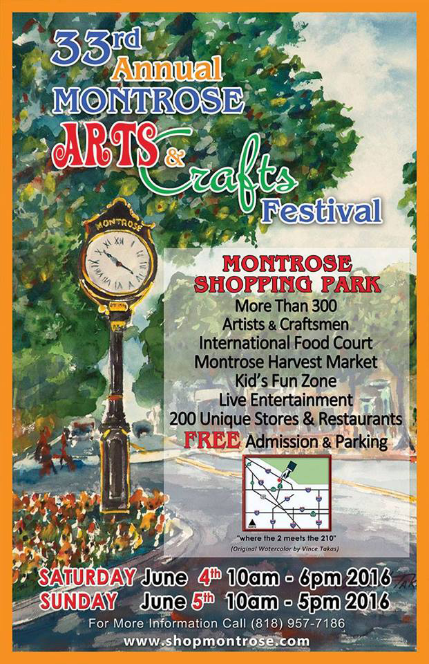 Arts and Crafts Festival poster