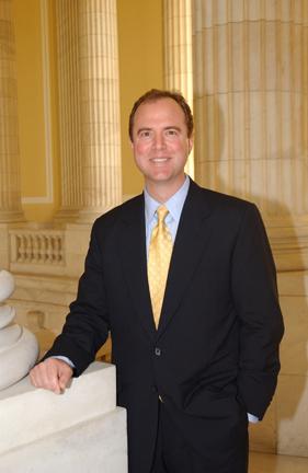 NEWS FROM WASHINGTON <<< Rep. Adam Schiff