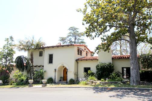 Burns House