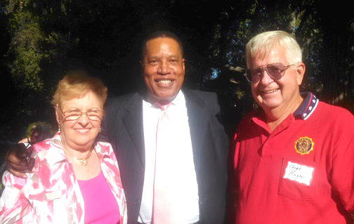 donna-clubb-with-larry-elder-and-chuck-hughes