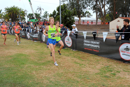 lane claims victory for the west at national foot locker