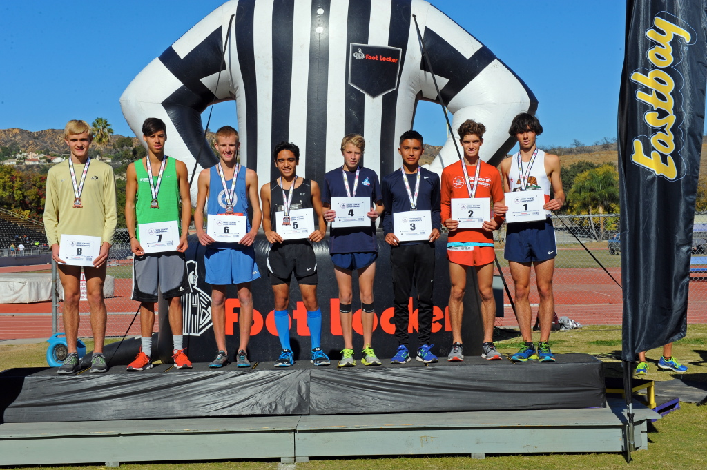 foot locker hosts final invitational meets