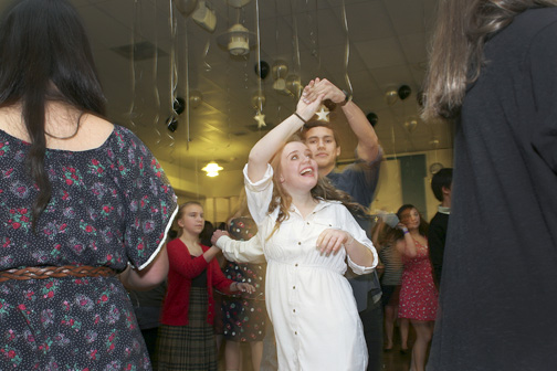 File photo Dancers of all ages are expected to take to the dance floor at the annual Jazz Night at the Café that takes place at  Crescenta Valley High School on Feb. 3.