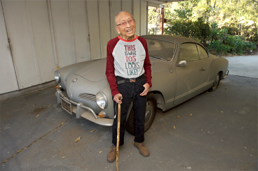 Tyrus Wong, Legendary Artist and Sunland Resident Leaves Behind a