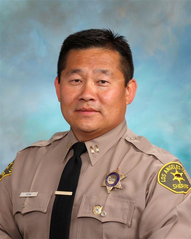 File Photo Capt. Bill Song could be found attending all types of community events, from a country western themed barbecue supporting the Sheriff's Support Group to presenting certificates of appreciation.