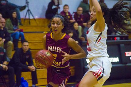 Cheyenne McKinnie: Cheyenne McKinnie is Valley Christian's top player.