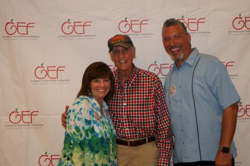 Gef Hosts Donor Celebration Crescenta Valley Weekly
