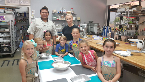 The Kitchen Hosts etc gourmet kitchen hosts cooking classes - crescenta valley weekly