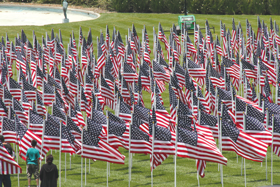Commemorative Services Highlight Memorial Day Weekend