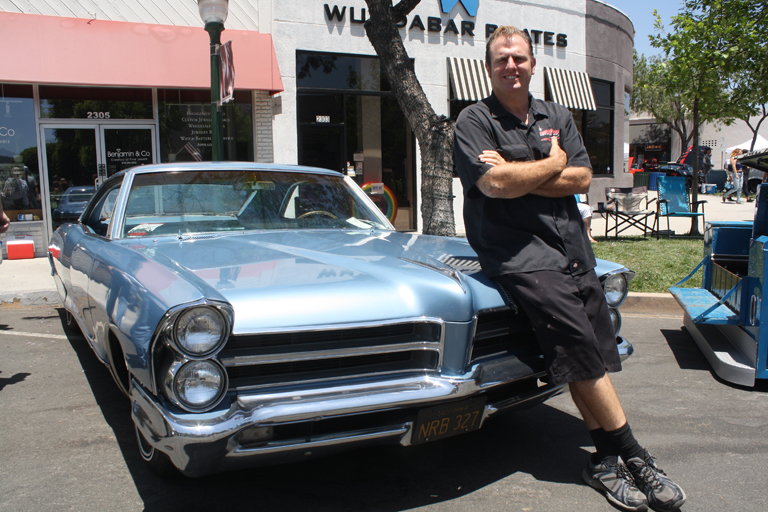 Memories Made and Revisited at Annual Montrose Car Show
