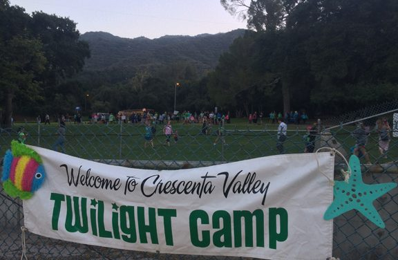 Girl Scout Twilight Camp