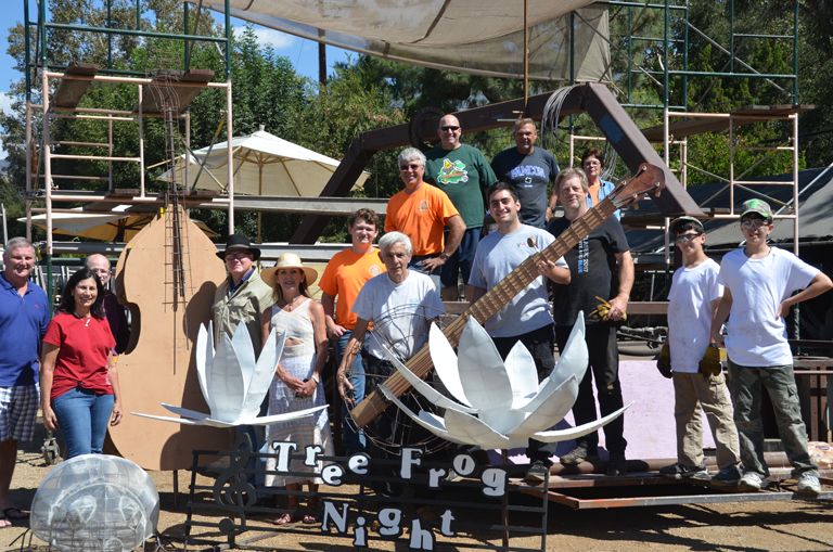 Help Bring Local Float to Life – Be a Part of History