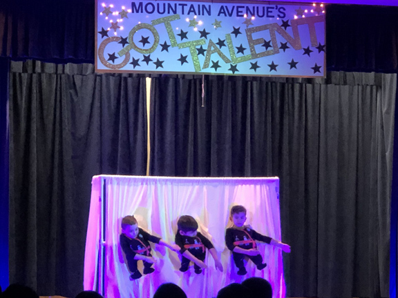 Talent Takes the Stage at Mountain Avenue Elementary