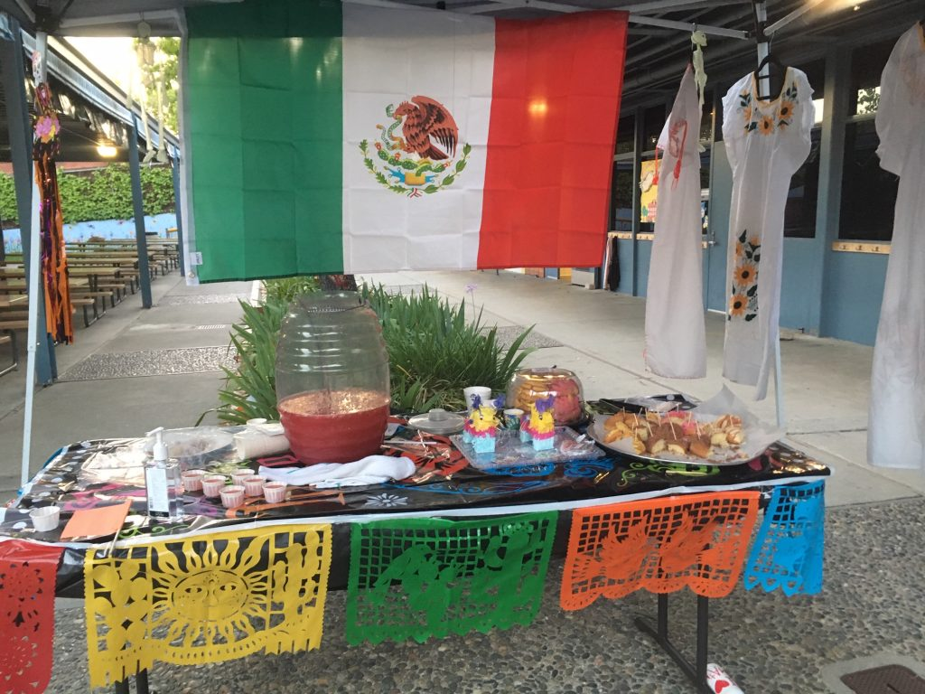 cultures come together at mountain avenue