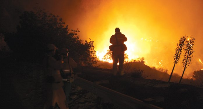 Ten Years Ago: the Station Fire