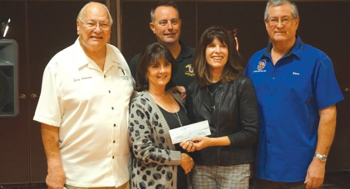 Glendale Elks Honor Montrose Search And Rescue Team