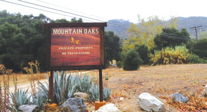 Topic of Mountain Oaks Subdivision Gets Revisited