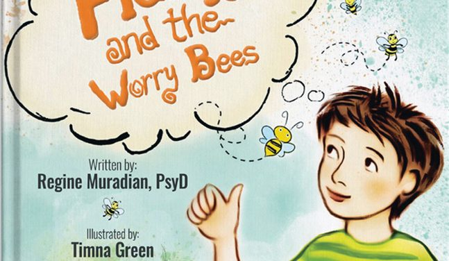 Worry Bees and Blocking their Buzzing Noises Subject of New Book
