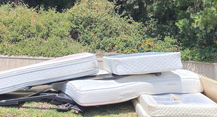 More Than an Eyesore, Illegal Dumping Can Cause Injury