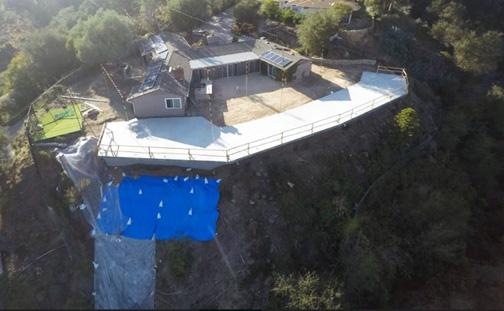 Building Complaints Surround Hillway House